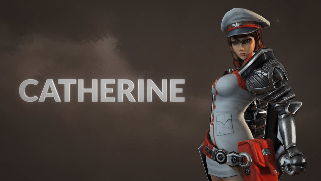 Vainglory Hero Spotlight: Catherine Video Thumbnail
