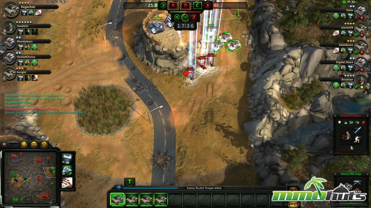 Victory Command Beta First Look