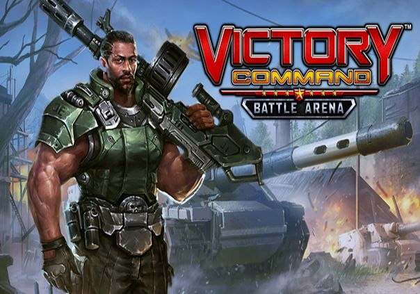 Victory Command Game Banner