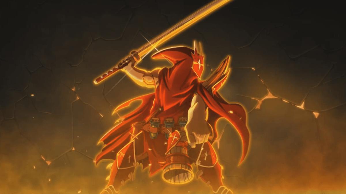 Wakfu: Flame Knight Sidekick Teaser Video Thumbnail