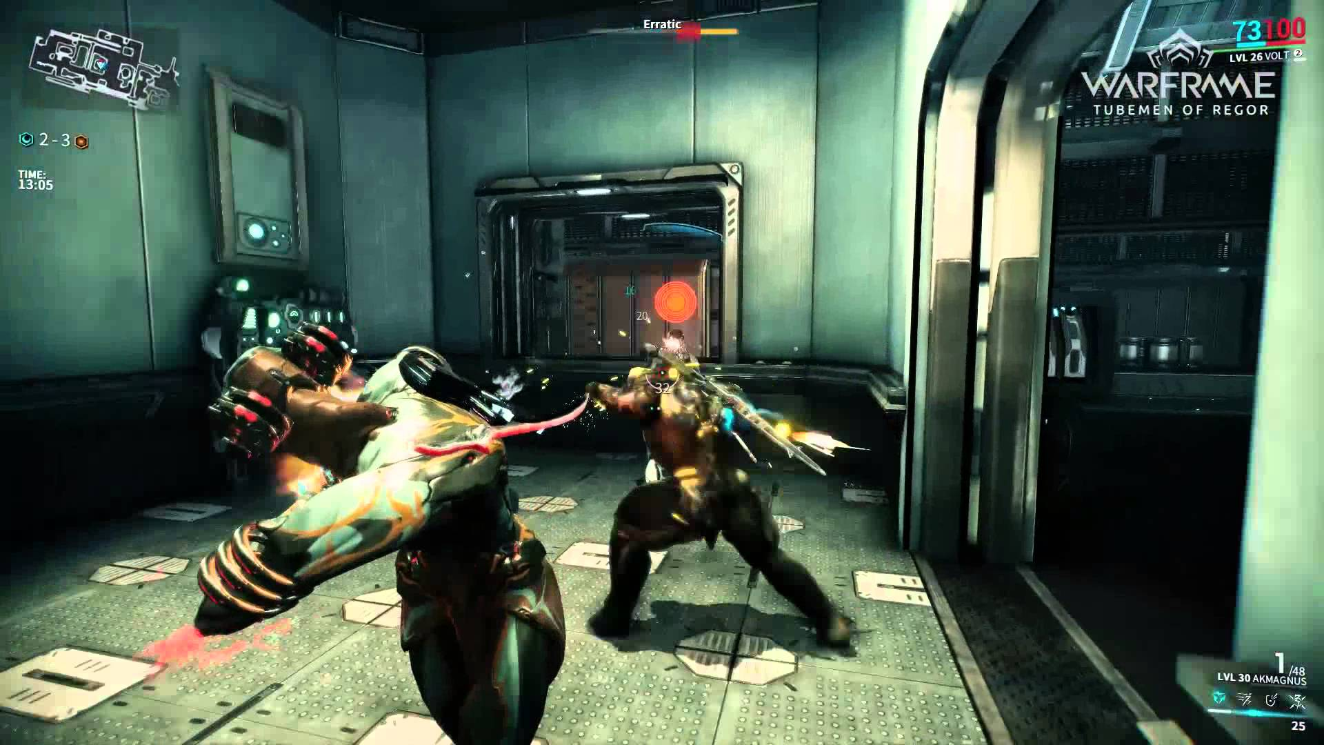 Warframe Tubemen of Regor Highlights Trailer Video Thumbnail