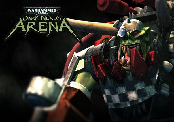 Warhammer 40000 Dark Nexus Arena Game Profile Banner