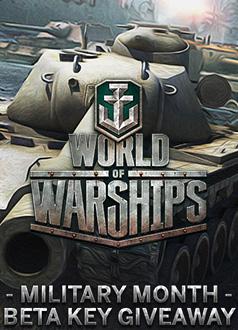 World of Warships Beta Key Giveaway