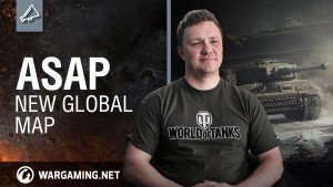 World of Tanks ASAP Clan Wars: New Global Map Video Thumbnail