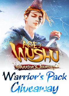 Wushu Warrior Pack Giveaway