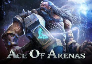 Ace of Arenas Gamer Banner