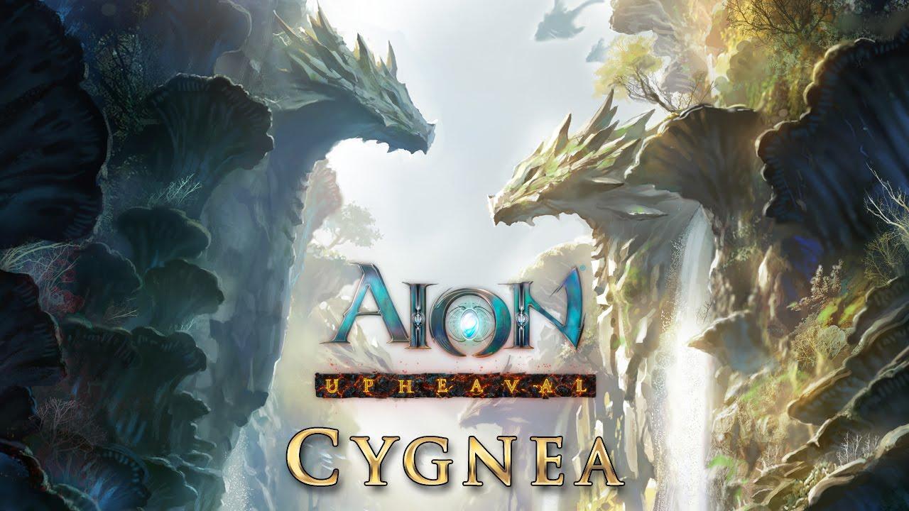 Aion: Upheaval - Cygnea Flythrough Video Thumbnail