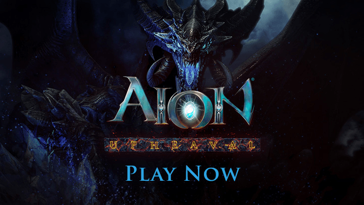 Aion: Upheaval Free Expansion is Now Live News Header