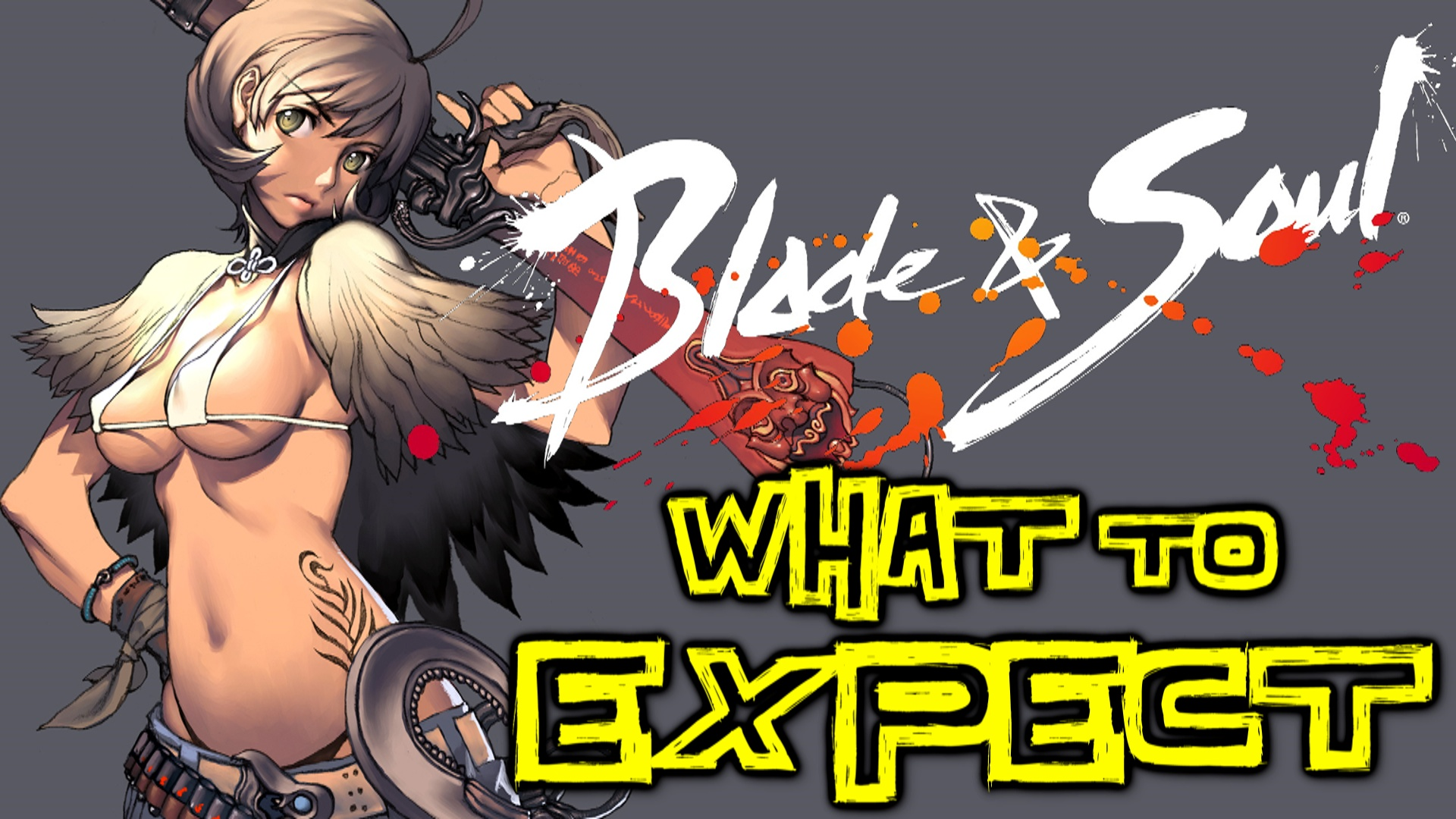 Blade & Soul in the West - What to Expect! NCSOFT Reveal