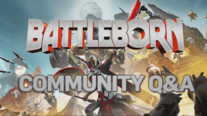 Battleborn: Community Q&A at E3 2015 video thumbnail