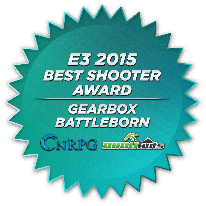 E3 2015 Best in Show Coop Awards: Best Shooter