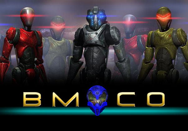 Bionic_Marine_Command_Online Game Banner