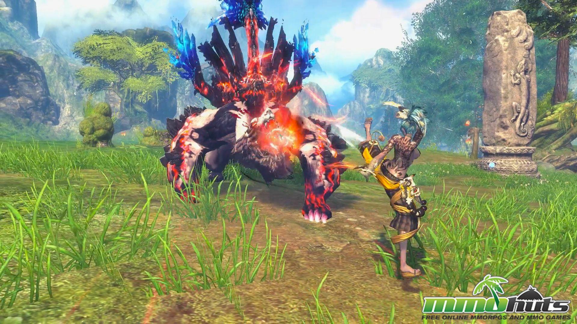 Blade & Soul E3 2015 Demo
