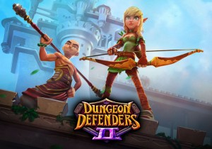 Dungeon Defenders 2 Game Profile Banner