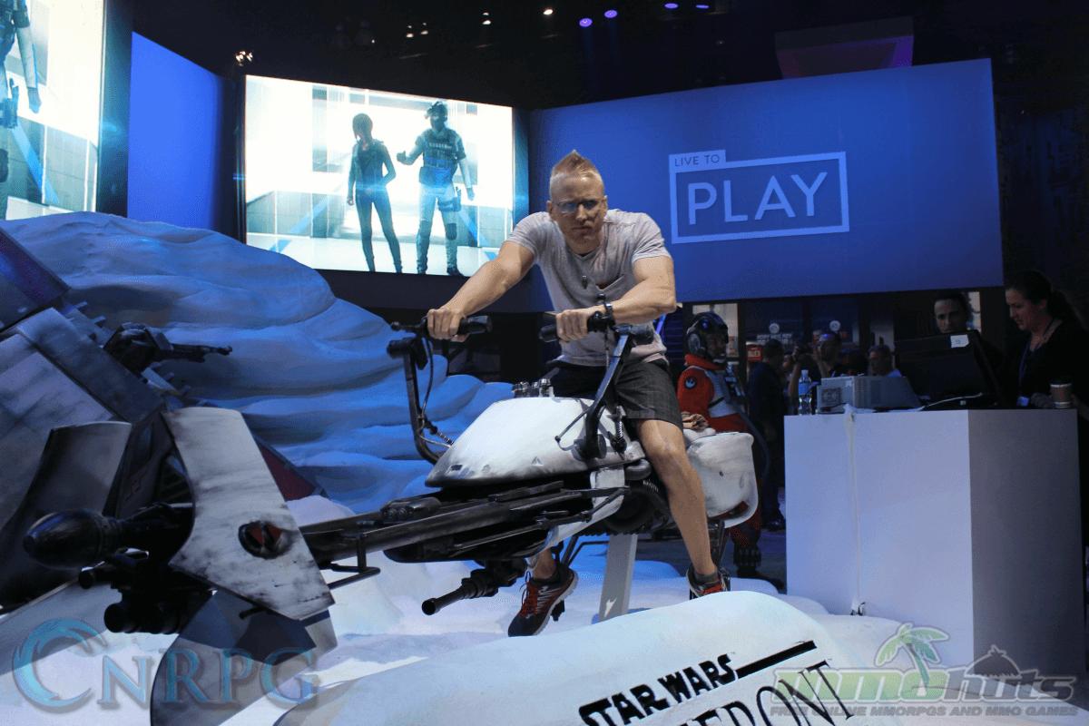 E3 2015 Day 3 Recap Pt 1 - SW Battlefront, BattleCry, Bierzerkers, and Torchlight Mobile! feature header