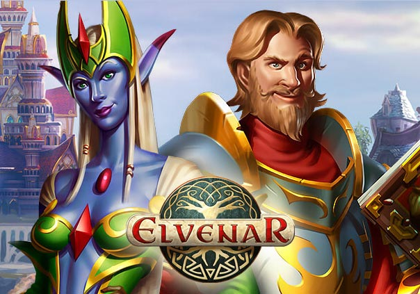 Elvenar Game Banner