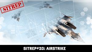 EndWar Online SITREP#20: Airstrike video thumbnail