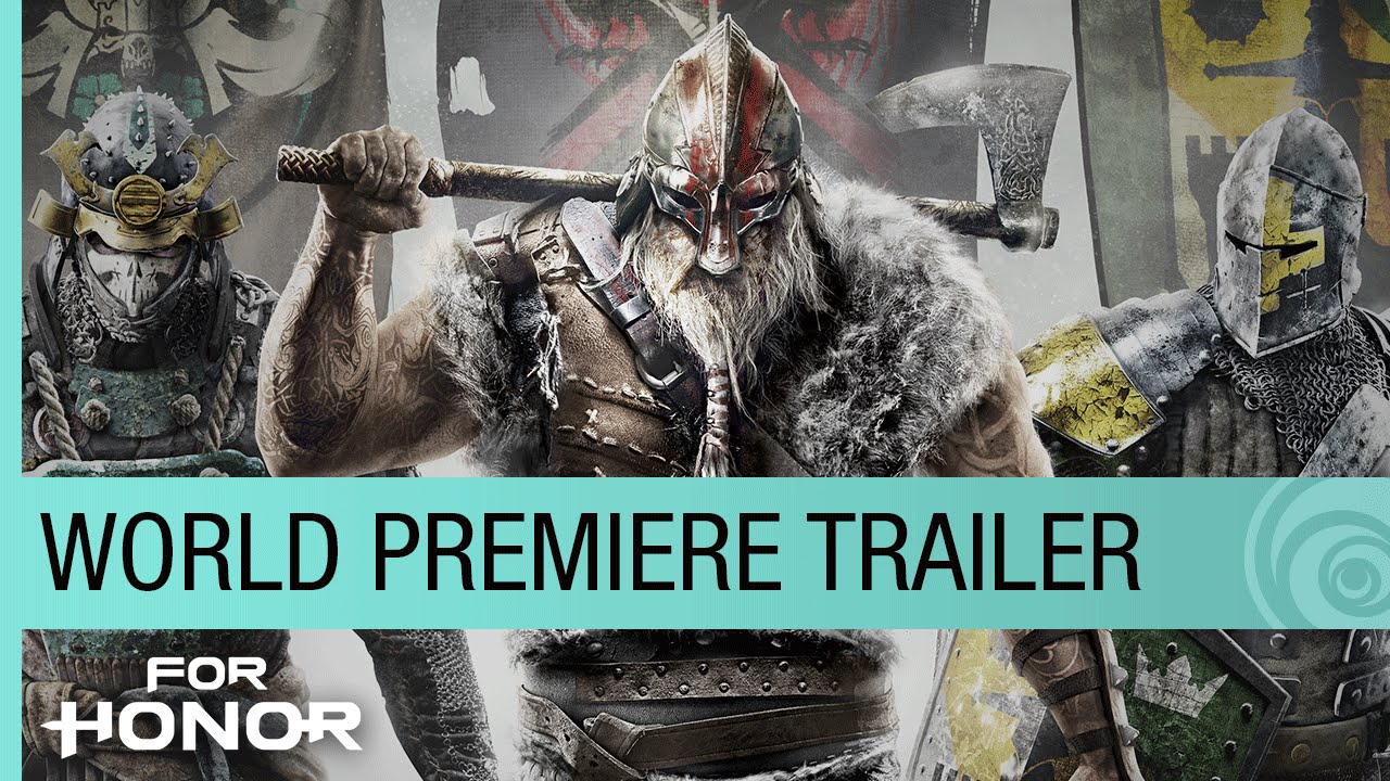 For Honor E3 2015 Trailer Thumbnail
