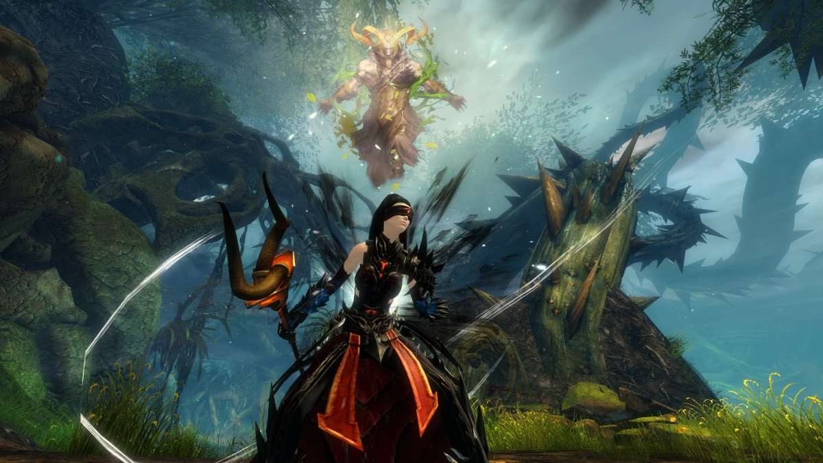 Guild Wars 2 Reveals Ventari: New Legend for Revenant News Header