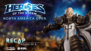 Heroes of the Storm - North America June Open Recap video thumbnail