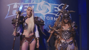 Heroes of the Storm Launch Event Highlights Video Thumbnail