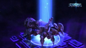 Heroes of the Storm Mechanospider Mount Preview Video THumbnail