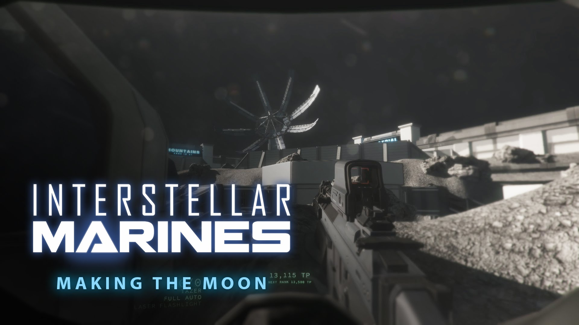 Interstellar Marines: Making the Moon Developer Spotlight Video Thumbnail