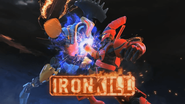 Ironkill Gameplay Trailer Thumbnail