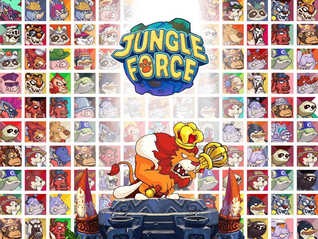 Jungle Force: Mobile Strategy Combat on iOS and Android News Header