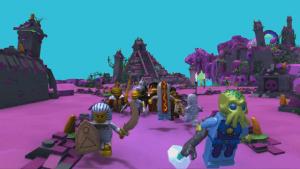 LEGO Minifigures Online Launch Trailer thumbnail