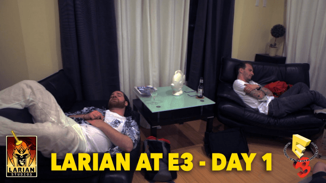 Larian at E3 - Day One Video Thumbnail