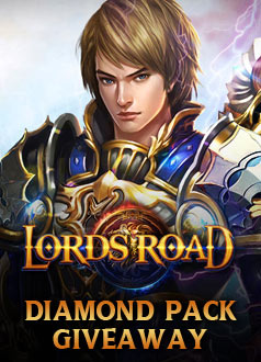 Lords Road Diamond Giveaway