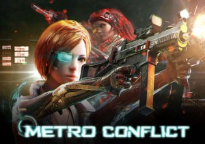 Metro_Conflict Game Banner