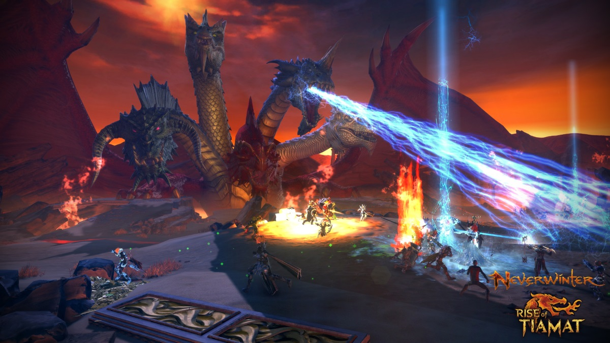 Neverwinter: Rise of Tiamat Available For Xbox news header