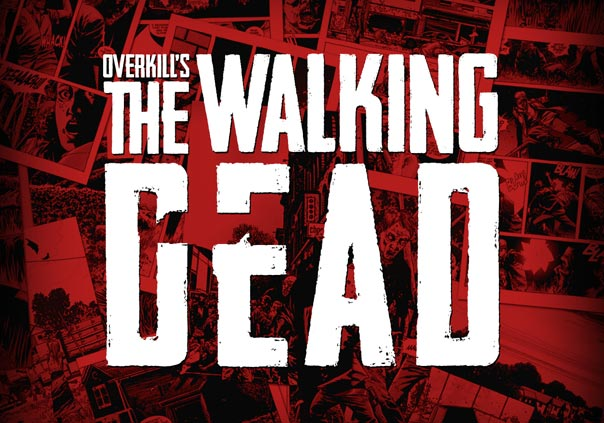 Overkill's The Walking Dead Game Banner