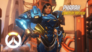 Overwatch: Pharah Gameplay Preview Video Thumbnail