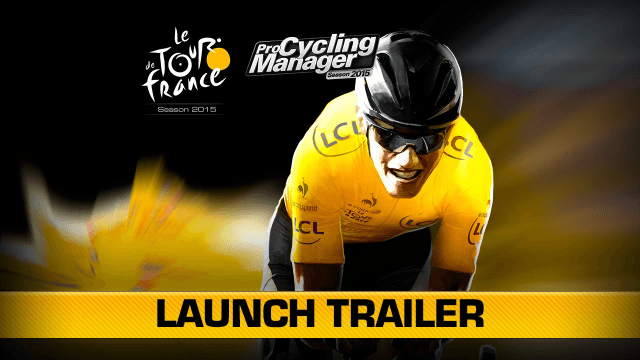 Pro Cycling Manager 2015 Launch Trailer Thumbnail