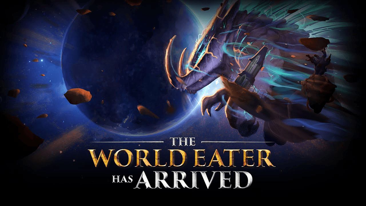 RuneScape: The World Eater Has Arrived Video Thumbnail