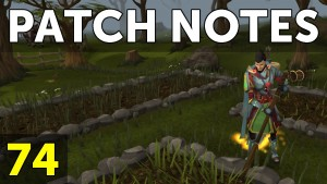 Runescape Patch Notes 74 Video Thumbnail