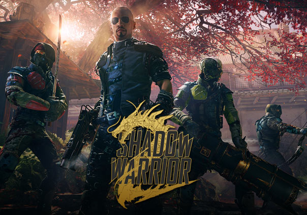 Shadow Warrior 2 Game Profile Banner