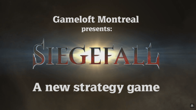 Siegefall - Dev Diary video thumbnail