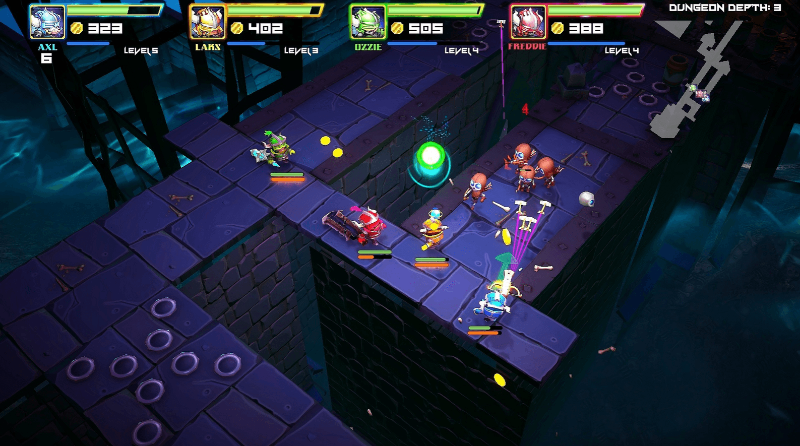 E3 2015 Presence Announced for Super Dungeon Bros Video Thumbnail
