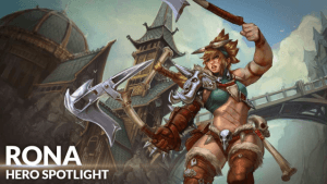 Vainglory Hero Spotlight: Rona video thumbnail