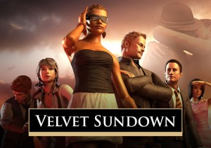Velvet Sundown Game Profile Banner