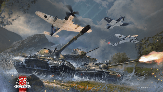 War Thunder: Update 1.51