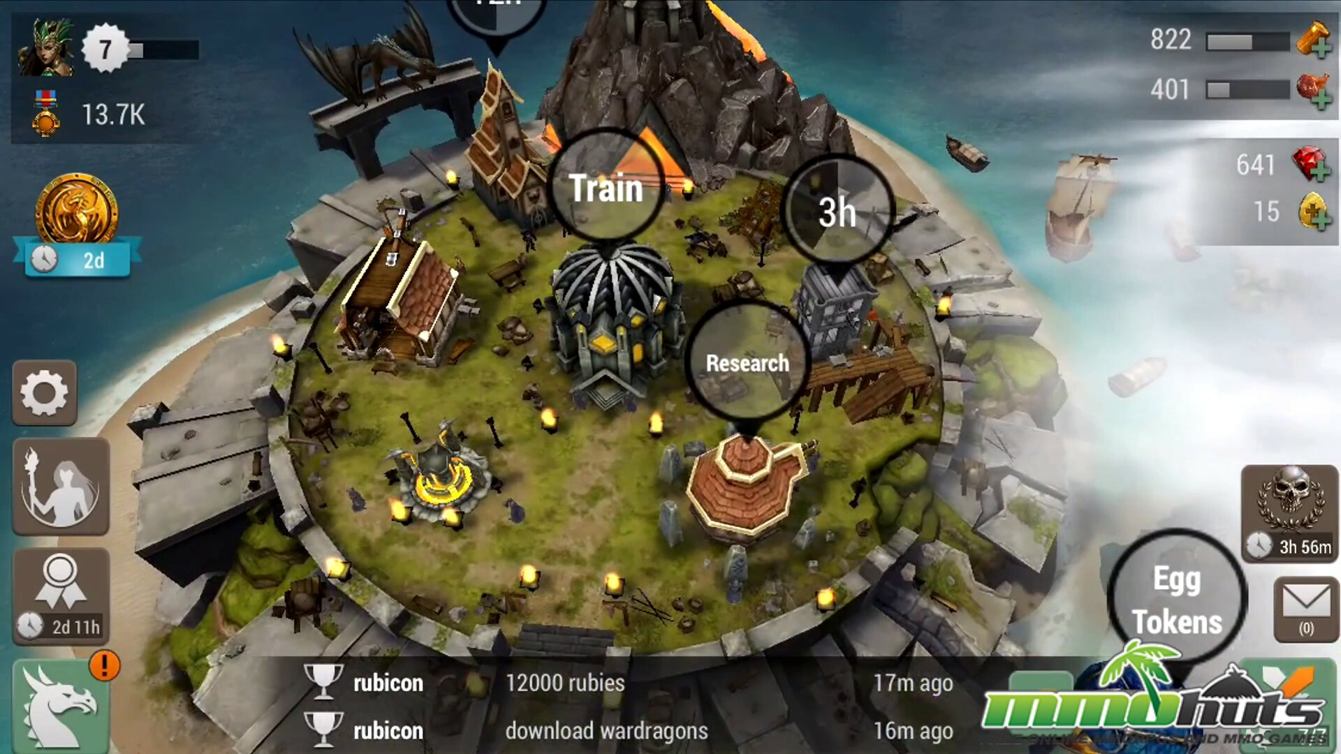 War Dragons iOS Mobile Review