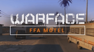 Warface: Motel FFA Map Tactical Overview Video Thumbnail
