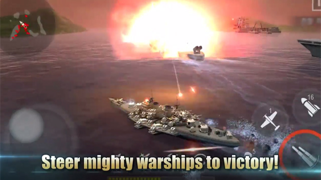 Warship Battle trailer