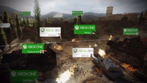 World Of Tanks Xbox One E3 Reveal
