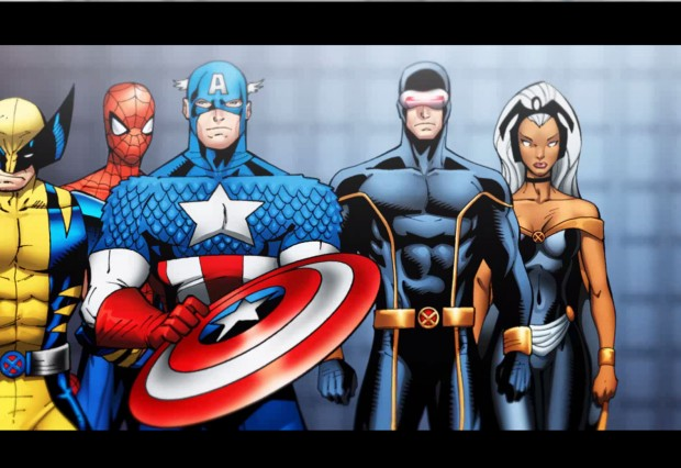 Marvel Heroes - Full Review header